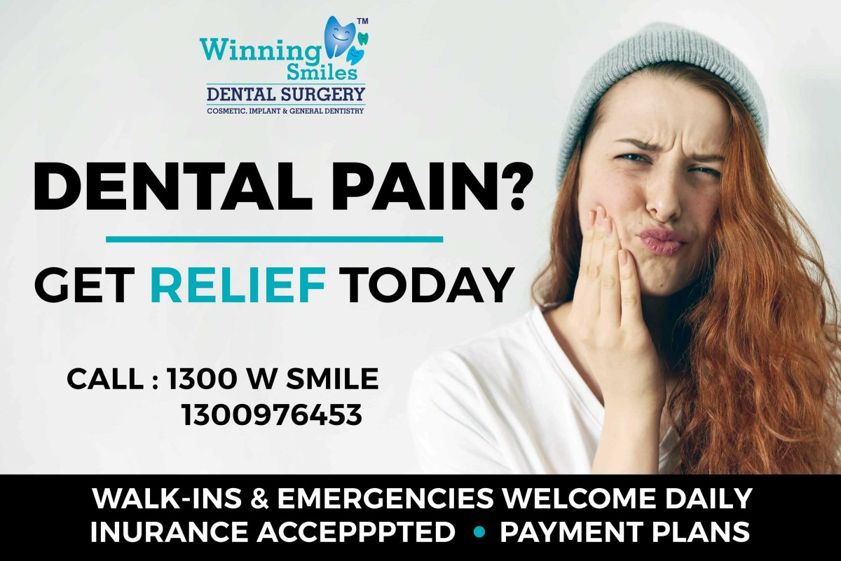 When you required an emergency dentist?