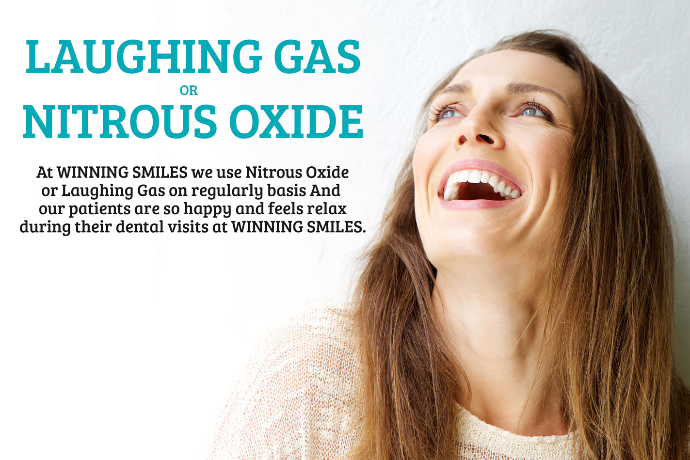 Laughing Gas or Nitrous Oxide