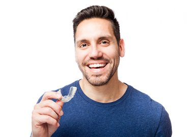 Clear Aligners For Man - Winning Smiles Dental Surgery
